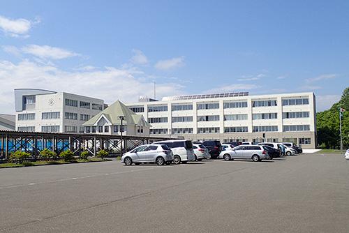 北海道苫小牧東高等学校太陽光発電システム設備工事