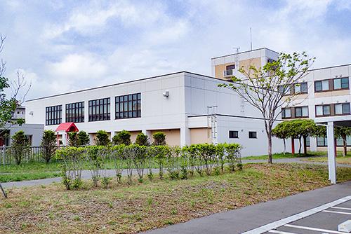 旧道立病院改修等事業心身障害センター屋内体育館