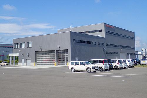 消防訓練センター新築電気設備工事
