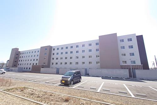 日新団地市営住宅10号棟(5F60戸)〔施工中〕