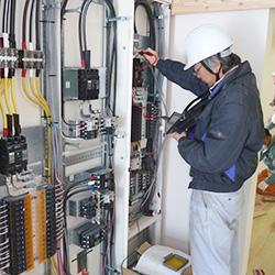 電気設備の設計・施工・管理