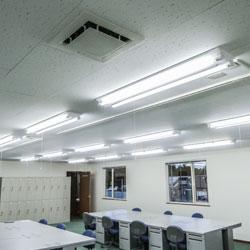 LED照明設備の販売・施工
